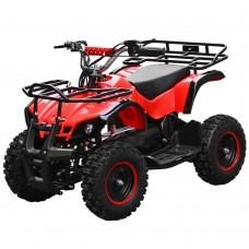 Детский квадроцикл PROFI HB-EATV 800N-V2, Bluetooth, красный