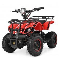 Детский квадроцикл PROFI HB-EATV 800N-3S V2, красный