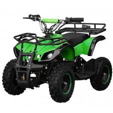 Детский квадроцикл PROFI HB-EATV800N-5 V2, зеленый