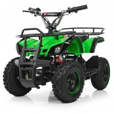 Детский квадроцикл PROFI HB-EATV800N-5 V3, зеленый