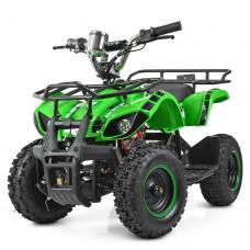 Детский квадроцикл PROFI HB-EATV800N-5S V3, зеленый