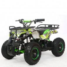 Детский квадроцикл PROFI HB-EATV 800N-NEW7 V2, граффити