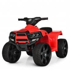 Детский квадроцикл Bambi M 3893 EL-3, красный