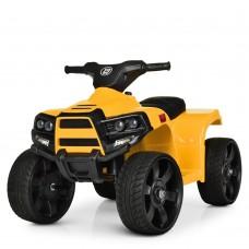 Детский квадроцикл Bambi M 3893 EL-6, желтый