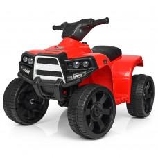 Детский квадроцикл Bambi M 3893 L-3, красный
