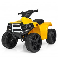 Детский квадроцикл Bambi M 3893 L-6, желтый