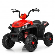 Детский квадроцикл Bambi M 4131 E-3, красный