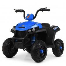 Детский квадроцикл Bambi M 4131 EL-4, синий