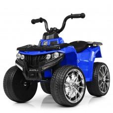 Детский квадроцикл Bambi M 4137 EL-4, синий