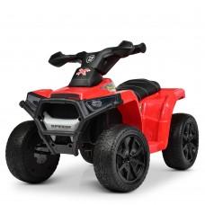 Детский квадроцикл Bambi M 4207 EL-3, красный