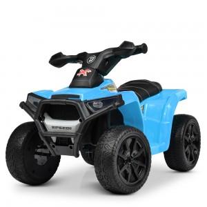 Детский квадроцикл Bambi M 4207 EL-4, синий