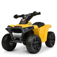 Детский квадроцикл Bambi M 4207 EL-6, желтый