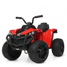 Детский квадроцикл Bambi M 4229 EBR-3, красный