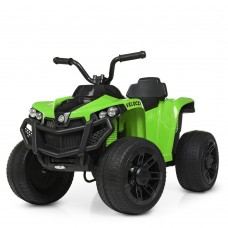 Детский квадроцикл Bambi M 4229 EBR-5, зеленый