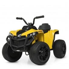 Детский квадроцикл Bambi M 4229 EBR-6, желтый