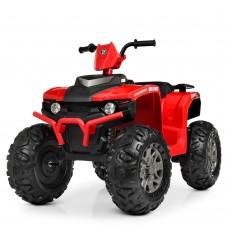 Детский квадроцикл Bambi M 4246 EL-3, красный