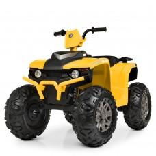 Детский квадроцикл Bambi M 4246 EL-6, желтый