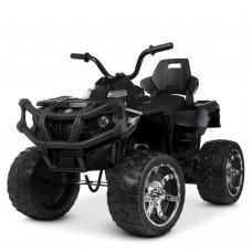 Детский квадроцикл Bambi M 4266 EBLR-2, черный