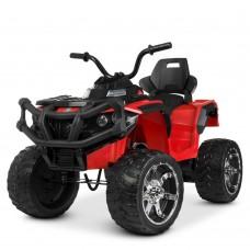 Детский квадроцикл Bambi M 4266 EBLR-3, красный