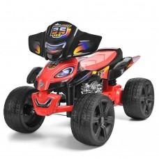 Детский квадроцикл Bambi ZP5118 E-2, черно-красный