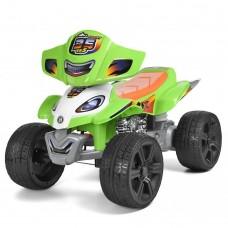 Детский квадроцикл Bambi ZP5118 E-5,  зеленый