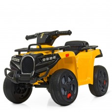 Детский квадроцикл Bambi ZP5258 E-6, желтый