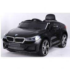 Детский электромобиль Bambi JJ 2164 EBLR-2 BMW 6 GT, черный