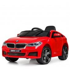 Детский электромобиль Bambi JJ 2164 EBLR-3 BMW 6 GT, красный