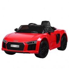 Детский электромобиль Bambi JJ 2198 EBLR-3 Audi R8 Spyder, красный