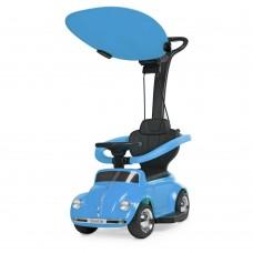 Детский электромобиль каталка толокар Bambi JQ 618 L-4, синий