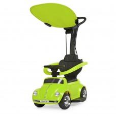 Детский электромобиль каталка толокар Bambi JQ 618 L-5, зеленый