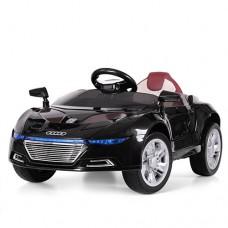 Детский электромобиль Bambi JJ 2448 EBLR-2 Audi, черный