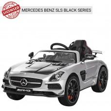 Детский электромобиль Bambi M 2760 EBLRS-11-2 Mercedes Benz AMG, серый