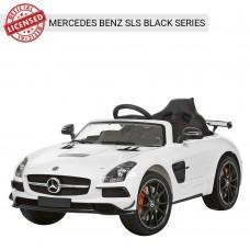 Детский электромобиль Bambi M 2760 EBLR-1 Mercedes Benz AMG, белый