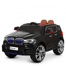 Детский электромобиль Джип Bambi M 2762 EBLR-2 MP4 BMW X5, черный
