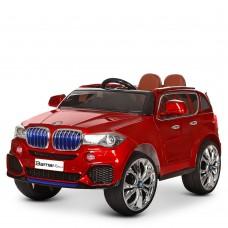 Детский электромобиль Джип Bambi M 2762 EBLRS-2 MP4 BMW X5, красный