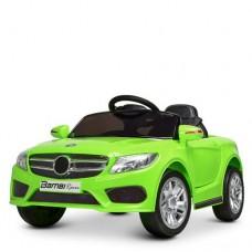 Детский электромобиль Bambi M 2772 EBLR-5 Mercedes AMG, зеленый