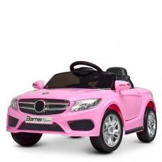 Детский электромобиль Bambi M 2772 EBLR-8 Mercedes AMG, розовый