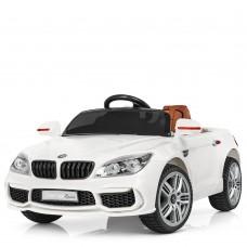 Детский электромобиль Bambi M 2773 EBLR-1 BMW, белый