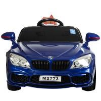 Детский электромобиль Bambi M 2773 EBLR-4 BMW, синий