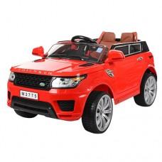 Детский электромобиль Джип Bambi M 2775 EBLR-3 Land Rover, красный