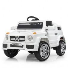 Детский электромобиль Джип Bambi M 2788 EBLR-1 Mercedes AMG, белый