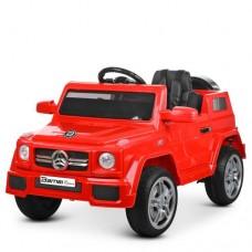 Детский электромобиль Джип Bambi M 2788 EBLR-3 Mercedes AMG, красный