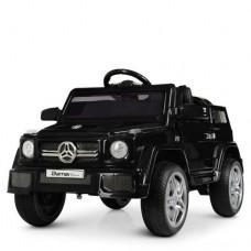 Детский электромобиль Джип Bambi M 2788 EBLRS-2 Mercedes, черный
