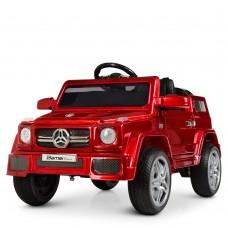 Детский электромобиль Джип Bambi M 2788 EBLRS-3 Mercedes AMG, красный