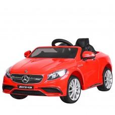 Детский электромобиль Bambi M 2797 EBLR-3 Mercedes, красный