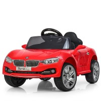 Детский электромобиль Bambi M 3175 EBLR-3 BMW, красный