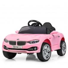 Детский электромобиль Bambi M 3175 EBLR-8 BMW, розовый
