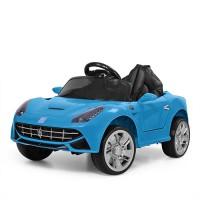 Детский электромобиль Bambi M 3176 EBLR-4 Ferrari, синий