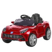 Детский электромобиль Bambi M 3176 EBLRS-3 Ferrari, красный